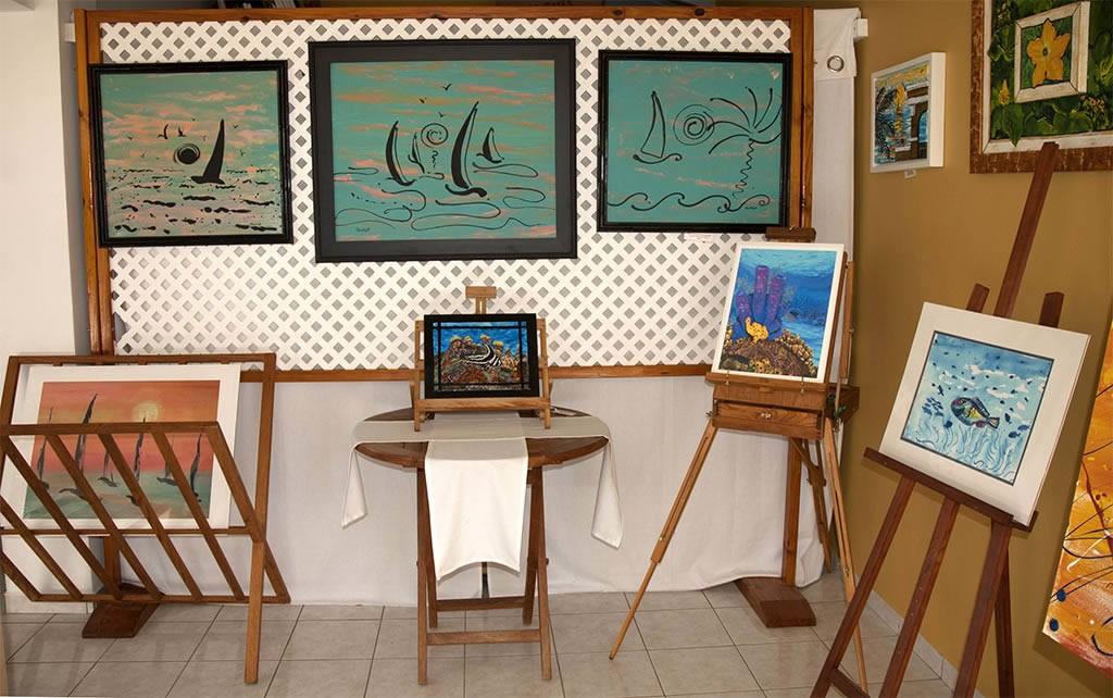 Art Gallery - Jan Art Bonaire
